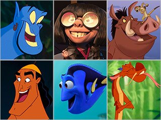 Funniest Animated Characters Ever Vote Now Ew Com