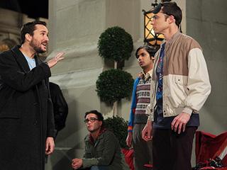 Big Bang Theory Wheaton