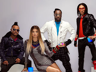JUST CAN'T GET ENOUGH Black Eyed Peas