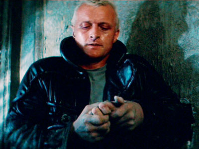 Rutger Hauer, Blade Runner   Speaking of fingers, watching Rutger Hauer snap Harrison Ford's in Ridley Scott's sci-fi noir is no walk in the park either. Like twigs, they seem…