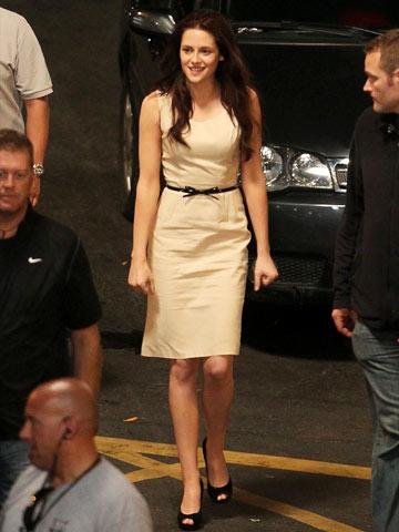 Kristen Stewart | The dress, again.