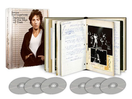 8. The Promise: The Darkness on the Edge of Town Story ($119.98) Why I want it: True Springsteen believers like myself have long regarded a…