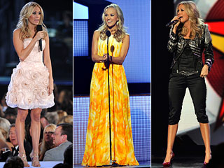 Country Music Association Awards, Carrie Underwood