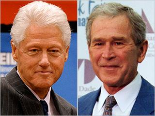 Clinton-Bush