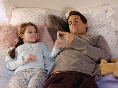 Ryan Reynolds, Abigail Breslin, ... | Definitely, Maybe (2008) People tend to complain about the dire state of the romcom, yet the terrific Definitely, Maybe — quietly released in February 2008…