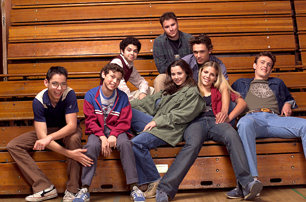 Freaks and Geeks, James Franco, ... | Arguably the most influential sitcom that barely lived, F&G was a smart disaffected-teen dramedy that gave us Seth Rogen, James Franco, Busy Philipps, Jason Segel,…