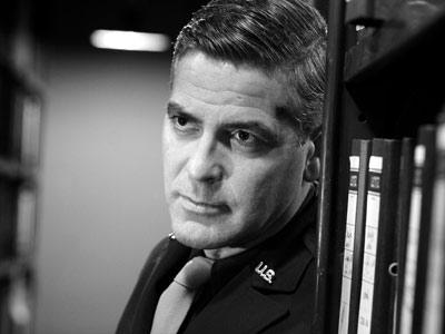 The Good German, George Clooney | George Clooney as the intrepid journalist Jake Geismer in The Good German