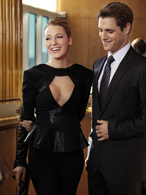 Gossip Girl, Blake Lively | ...um, without looking like a working girl.