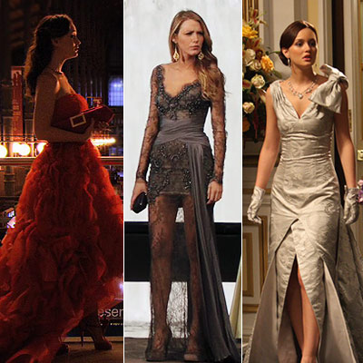 Gossip Girl, Blake Lively, ... | If we're being honest, the lavish couture dresses worn by the girls at the weekly party/gala/ball are the only things that should be given any…