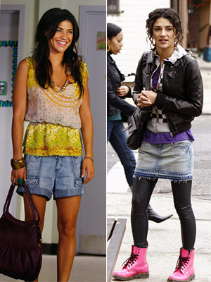 Jessica Szohr, Gossip Girl | Sure, Vanessa is a few millions away from being in the same income bracket as her Upper East Side cohorts, but does the show constantly…