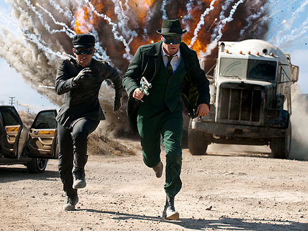 The Green Hornet | Jan. 14 Why We Can't Wait: Michel Gondry is known for eccentric curios like Eternal Sunshine of the Spotless Mind and Be Kind Rewind .…