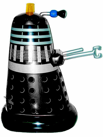 1. Doctor Who Inflatable Movie Dalek ($79.99) Why I want it: It brilliantly combines the menace of Doctor Who's extermination-crazy archenemies with the frolicsome fun…