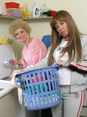 '' Kath and Kim , for sure!'' — Pauch