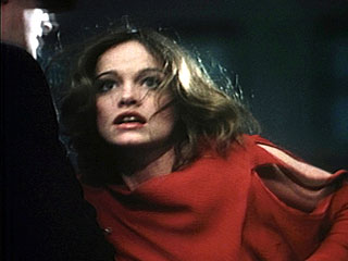 IS DANCING WITH ME Pamela Sue Martin is The Lady in Red