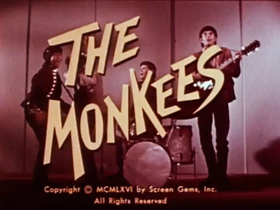 The Monkees | Capitalizing on the wild success of four lads from Liverpool, the creators of the series took their cues from the Beatles, including the show's opening…