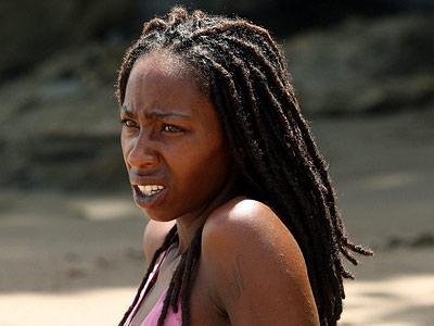 Survivor: Nicaragua, NaOnka Mixon | Survivor recap: NaOnka Plays Saboteur ''I want her to know I have her back. Even though I kind of don't. But I kind of do…