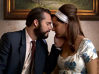 KISS ME, YOU FOOL Juan Pablo Medina and Marina de Tavira in Nora's Will