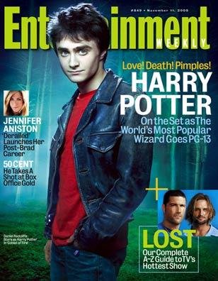 Daniel Radcliffe, Jennifer Aniston