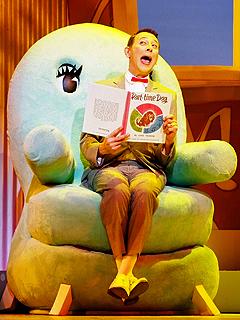 The Pee-wee Herman Show | THE PEE-WEE HERMAN SHOW Paul Reubens