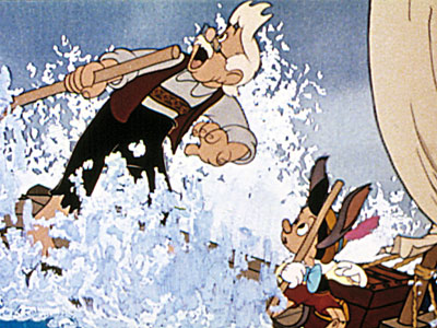 Pinocchio | Sure, Pleasure Island is a lot of fun — until you turn into a donkey who is beaten and sold into animal slavery! — EE