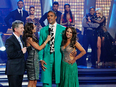 Dancing With the Stars, Rick Fox   Dancing With the Stars results recap: Another shocker! On week 7 of season 11, we sat through a staggering 90-minute results show peppered with election…