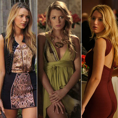 Gossip Girl, Blake Lively | When you got 'em, work 'em.