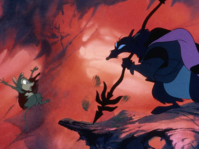 The Secret of NIMH | In this animated tale of field mice, clumsy crows, and super-intelligent rats, I could point to the scene when Mrs. Brisby, desperate to save her…