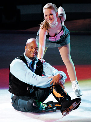 Todd Bridges, Skating With Celebrities   10. SKATING WITH CELEBRITIES (Fox, 2006) Exemplifying the TV industry's regrettable tendency toward ''me too'' reality knockoffs, Skating was Dancing With the Stars plus ice…