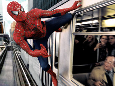 Spider-Man 2 | Our friendly neighborhood Spider-Man fights the insidious Doctor Octopus on and around an elevated New York City subway, eventually using his webbing and Spider-strength to…