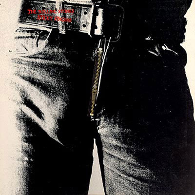 Sticky Fingers, The Rolling Stones | The Rolling Stones, Sticky Fingers (1971) The close-up crotch on the Andy Warhol-designed artwork belonged not to Mick Jagger but Warhol actor Joe Dallesandro. The…