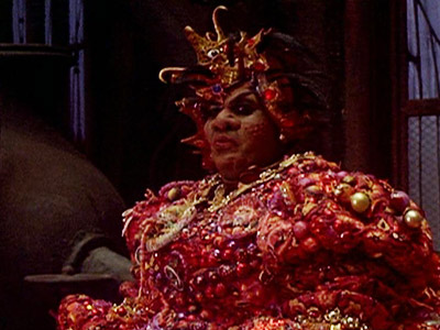 The Wiz | As much as I loved singing ''Don't Nobody Bring Me No Bad News,'' I distinctly remember fearing Mabel King's wart-riddled Wicked Witch Evillene. When she…