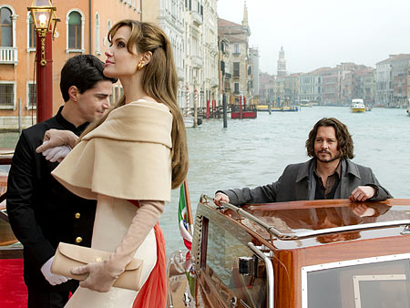 The Tourist | Dec. 10 Why We Can't Wait: Well, there are the beautiful cities of Paris and Venice, the Euro-vacation throwback story is reminiscent of To Catch…