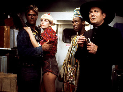 Trading Places, Eddie Murphy | In what is likely the most complicated and well-researched con job ever concocted in a Hollywood comedy, the duped prince-and-pauper combo played by Dan Aykroyd…