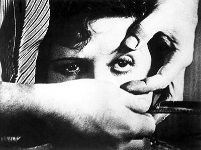 Un Chien Andalou   It might be the most instinctively inviolate part of the human body, the eye. And so when, in this Luis Buñuel-Salvador Dalí short film, a…