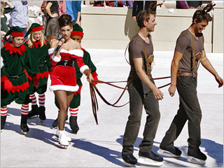 90210 Holiday Madness