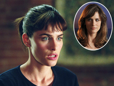 Amanda Peet | Jill St. Claire (Amanda Peet), The Whole Ten Yards Peet's somewhat similar bangs in Studio 60 on the Sunset Strip (inset) were surprisingly not infuriating!…