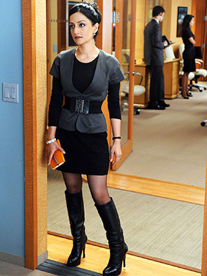 The Good Wife | Kalinda is one of the show's great mysteries, and not just because she's gotten busy with both a male detective and a female FBI agent.…