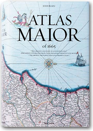 Joan Blaeu & Peter van der Krogt, Taschen, $44.09 A book of maps? Well, yes. But this deluxe reissue of a 17th-century classic — the…