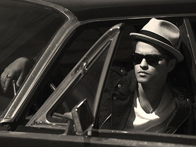 Bruno Mars | Bruno Mars Bruno Mars, 25, lent his voice to two blockbuster singles (B.o.B's ''Nothin' on You'' and Travie ?McCoy's ''Billionaire''), then scored a No. 1…
