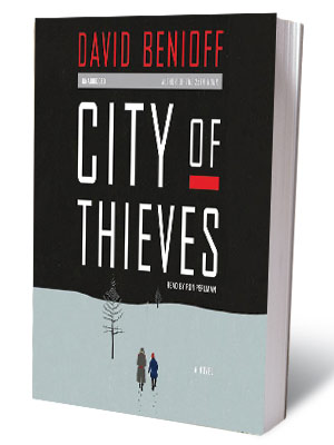 City of Thieves | 10. City of Thieves , David Benioff Lev Beniov (a fictional version of the author?s grandfather) is barely surviving the 1942 siege of Leningrad when…