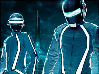Daft Punk | THE GAME HAS CHANGED Daft Punk provides the soundtrack to TRON: Legacy