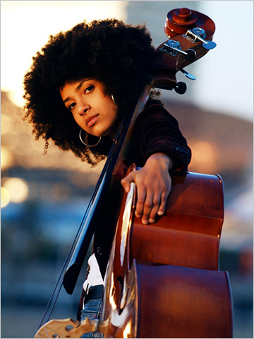 Critically acclaimed jazz bassist and singer Esperenza Spalding finds a slot alongside Justin Bieber, Florence & the Machine, Drake, and Mumford and Sons in the…