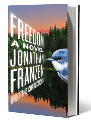 2. Freedom , Jonathan Franzen If you haven?t met Walter and Patty Berglund of St. Paul, it?s time. Franzen chronicles their ups and downs (mostly…