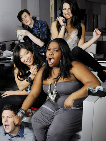 Glee | With nearly 13 million viewers weekly in its second season, chart-topping albums, a sold-out tour, and 19 Emmy nominations, even Glee 's co-creator Ryan Murphy…