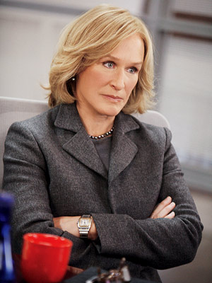 Damages, Glenn Close | 5. DAMAGES (FX) Season 3 wasn't as crisply plotted as the first two, but the premise — the icily unscrupulous Patty Hewes trying to retrieve…