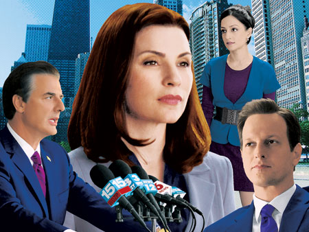 The Good Wife, Chris Noth, ... | THE GOOD WIFE CBS' always-rich series continues its winning ways in season 2 with engrossing court cases and melodrama — we can't wait to see…