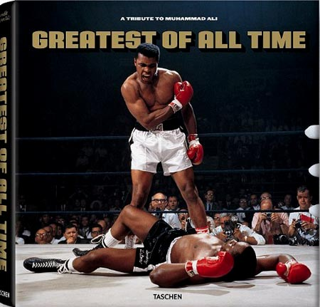 Taschen, $94.50 It's fitting that the legendary heavyweight champion should have a book that tips the scales at more than 15 pounds. Packed with essays,…