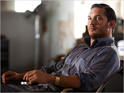 Tom Hardy Exactly 35 minutes into Inception , in saunters Tom Hardy as the urbane ''forger'' Eames. Coolheaded and just plain cool, Hardy swiped every…