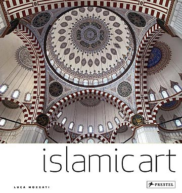 Luca Mozzati, Prestel, $61.67 Fourteen centuries' worth of glorious mosaics, carpets, paintings, and more — many off-limits in places like Iran and Iraq — adorn…