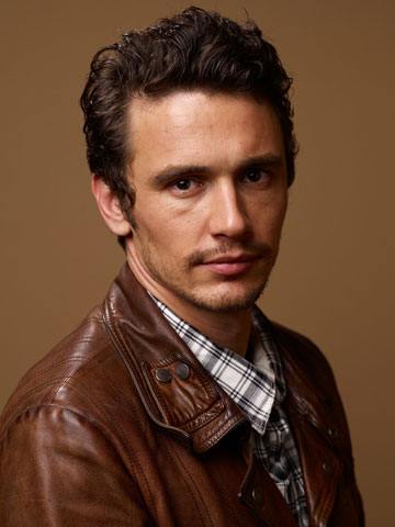 James Franco | This actor, artist, student, soap star, and writer is so hot he's not only getting Oscar buzz for his performance in 127 Hours , he's…